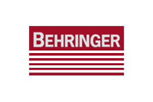 BEHRINGER used machinery for sale