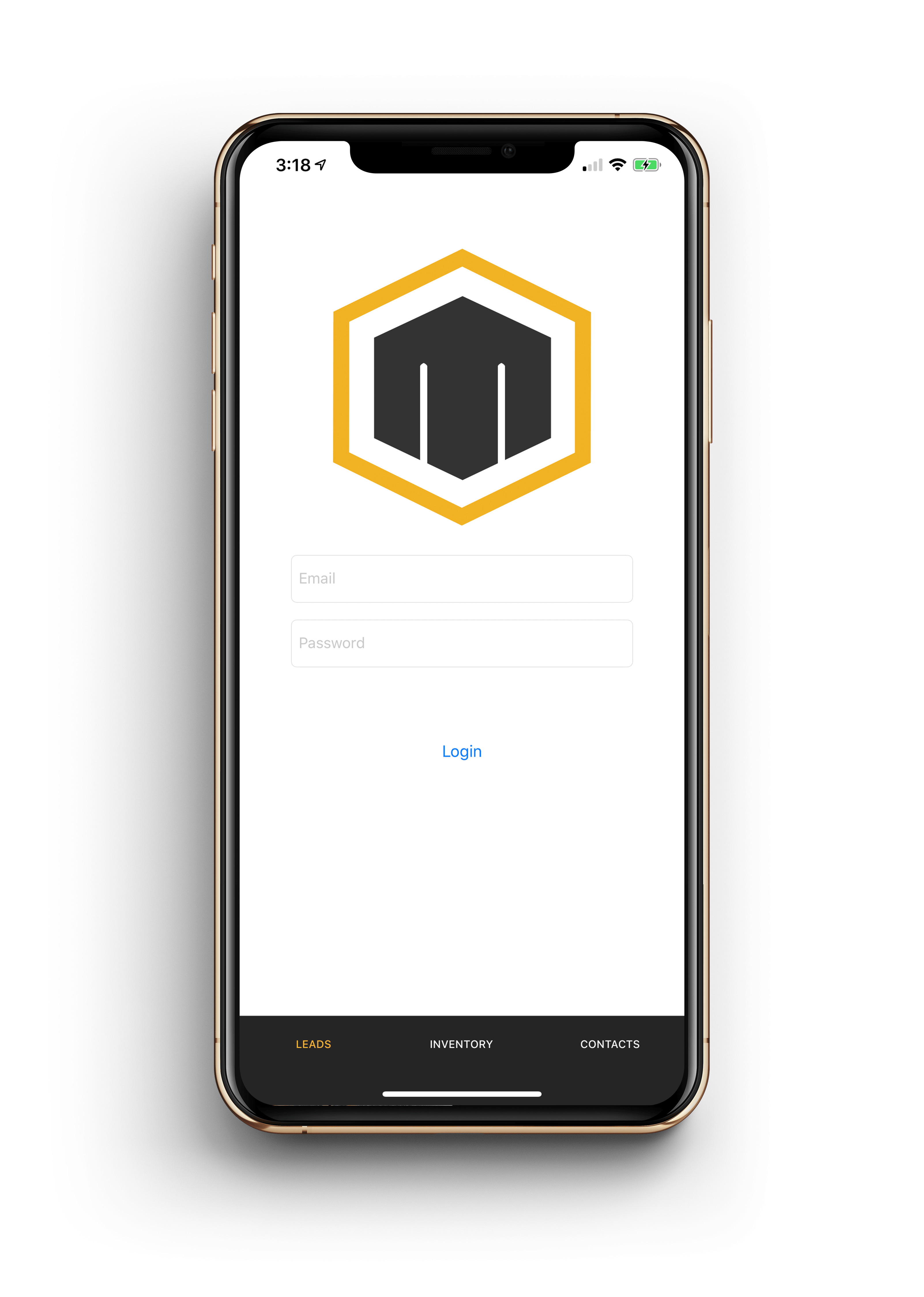 Machine Hub mobile app to manage your inventory on the go